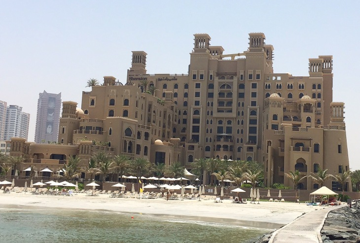 Staycation at Sheraton Sharjah Beach Resort & Spa