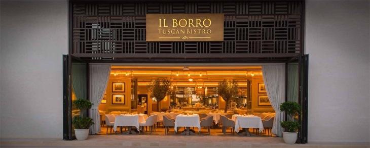 Il Borro Tuscan Bistro in Dubai