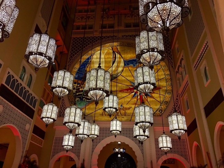 Iftar in Movenpick Hotel Ibn Battuta Gate Dubai