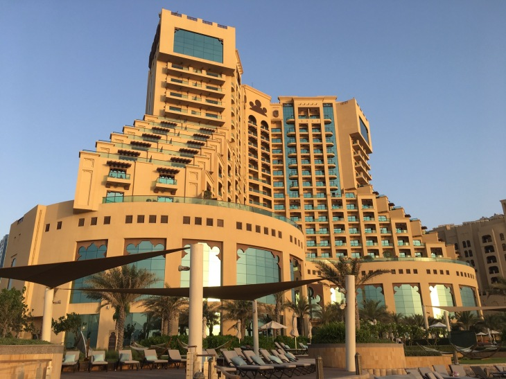 Fairmont Hotels and Resorts in UAE