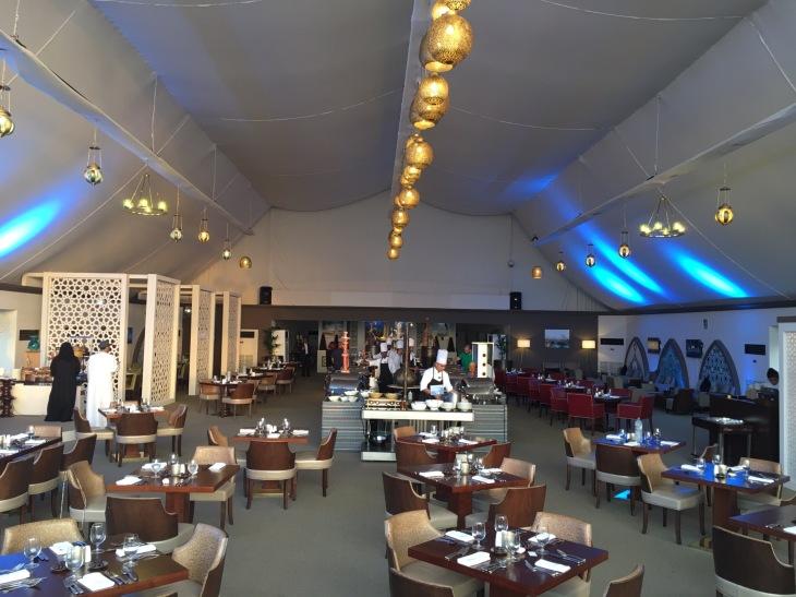 Ramadan Tent in fairmont Ajman