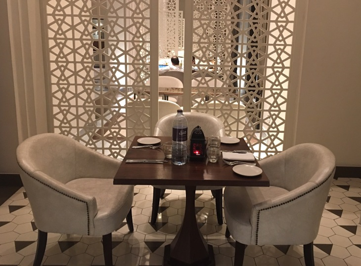 Iftar in Boulevard Kitchen in Manzil Downtown