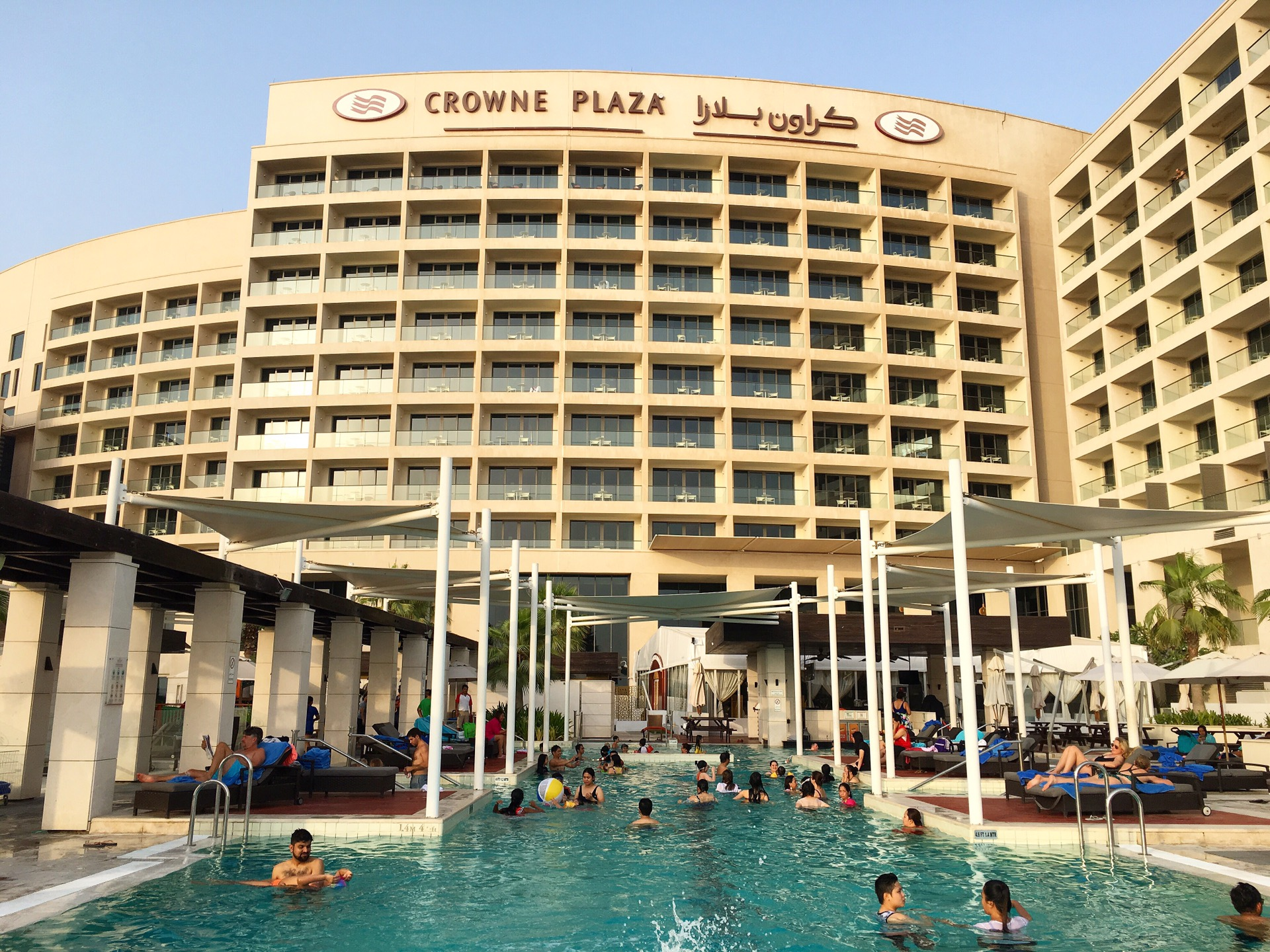 Crowne Plaza Yas Island Spa