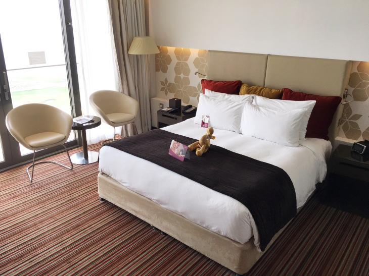 Rooms in Crowne Plaza Yas Island