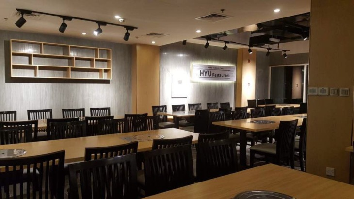 Hyu korean restaurant authentic korean food in dubai for Authentic korean cuisine