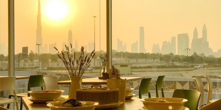 Eat Well Restaurant Dubai