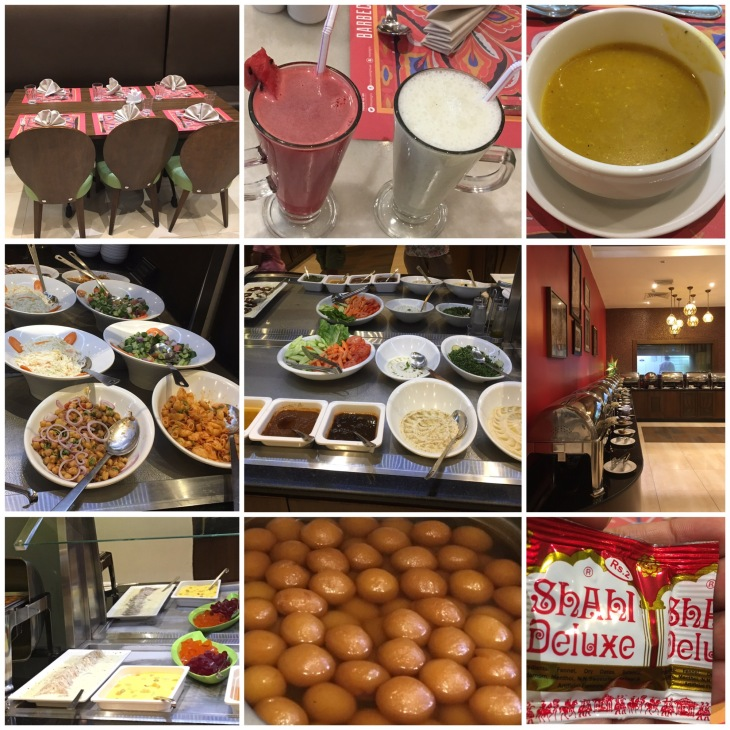 Buffet at Barbecue Delights