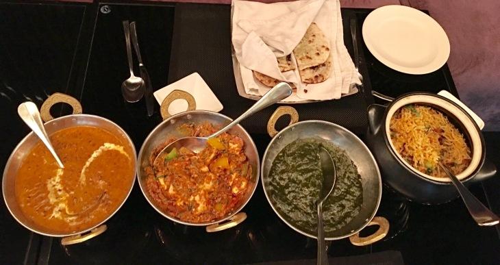Punjabi food in Dubai