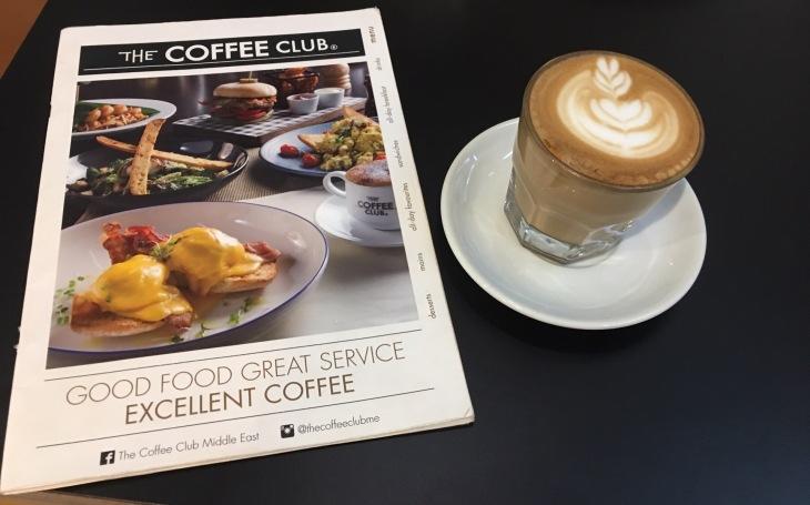 The Coffee Club in UAE