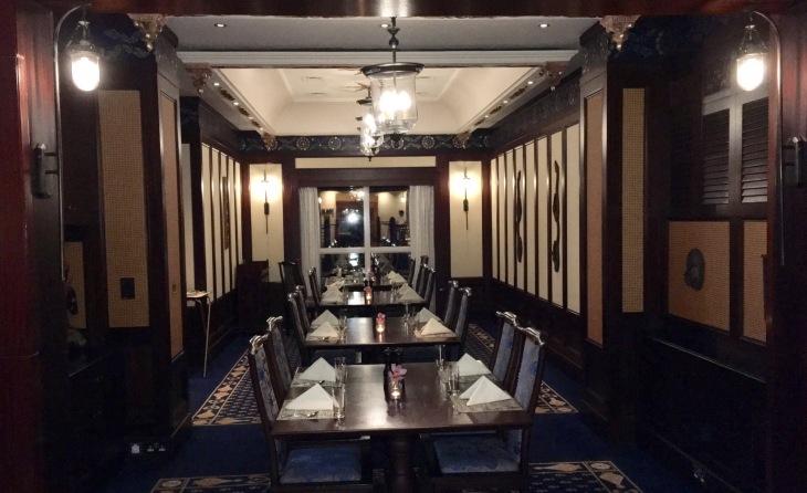 Benjarong Restaurant Dubai