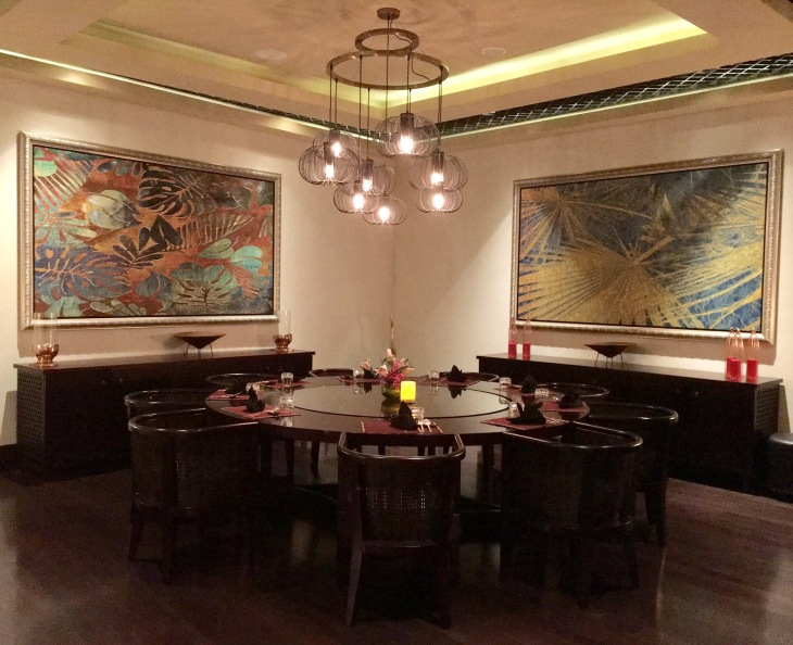 Fine dining restaurants in Palm Jumeirah