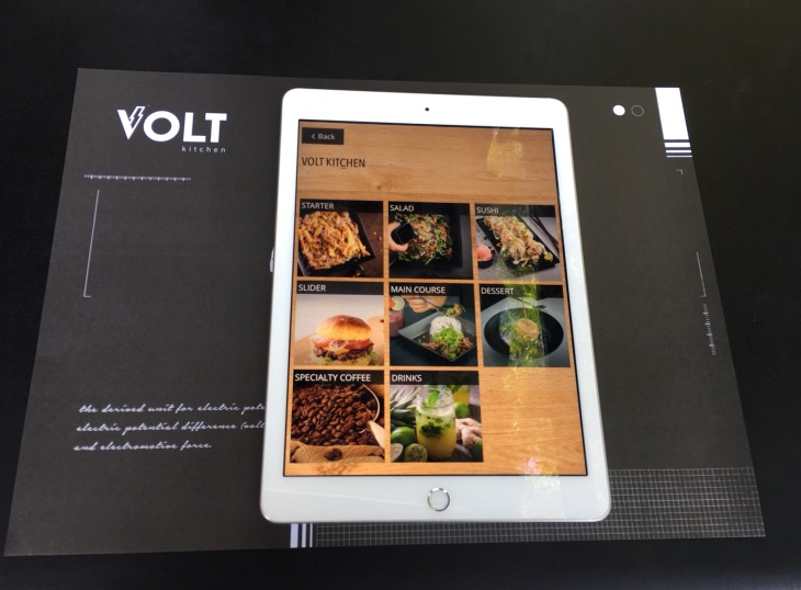 Volt Kitchen in Jumeirah