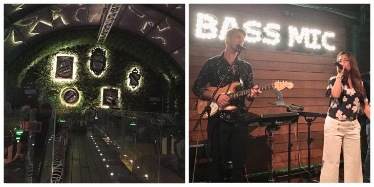 Live music in Dubai