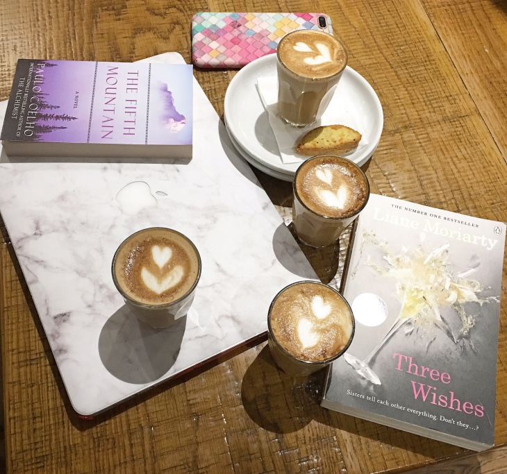 Cafes in Dubai Mall