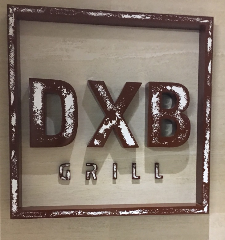 DXB Grill in Millennium Airport Hotel