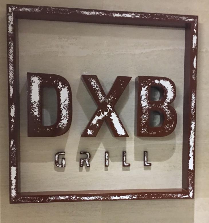 DXB Grill in Millennium Airport Hotel