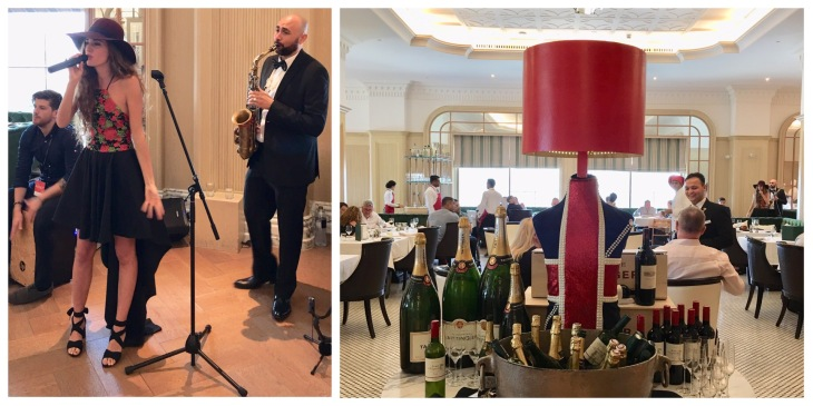 Live music at St Regis Dubai