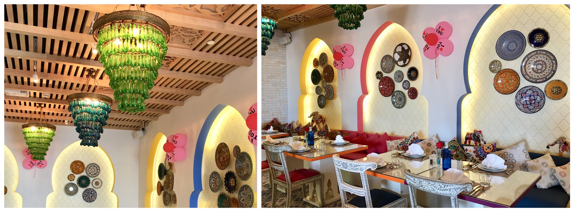 Indian restaurants in Jumeira