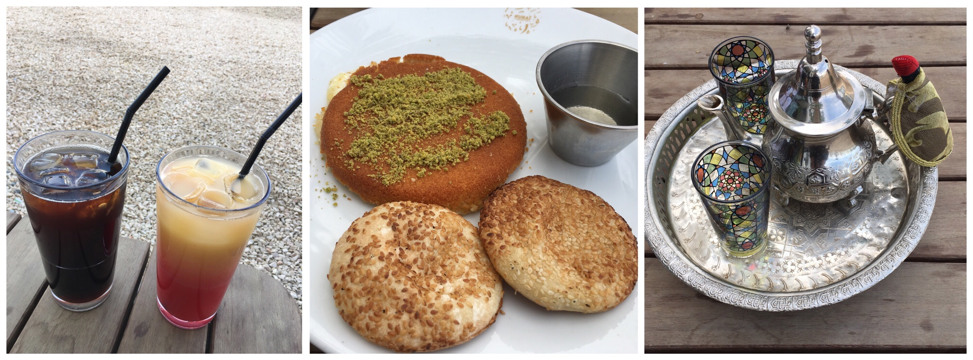 Lebanese Kunafa