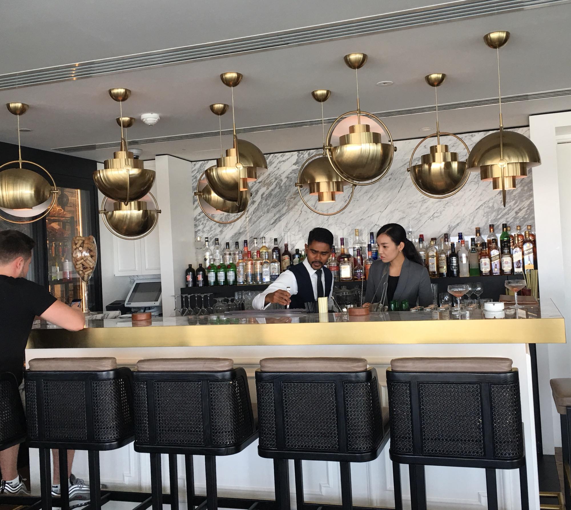 Bar at Al Dawaar
