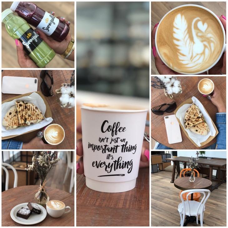 SunnyVille Cafe in JLT Dubai