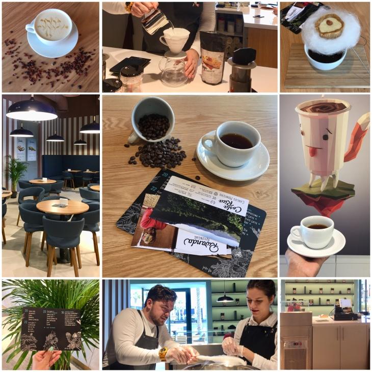 Double B Coffee & Tea in Dubai