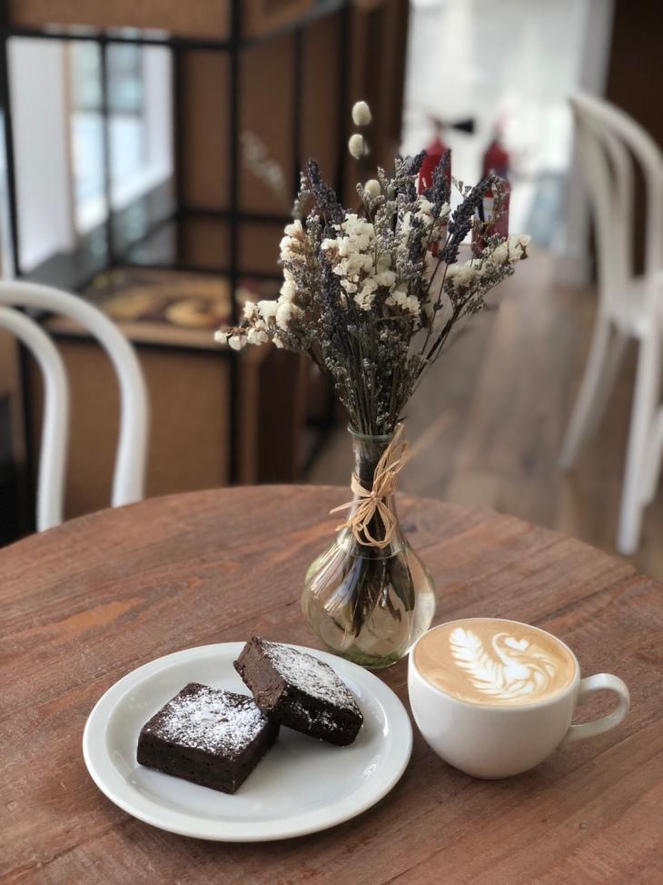 Artisanal coffee in JLT Dubai