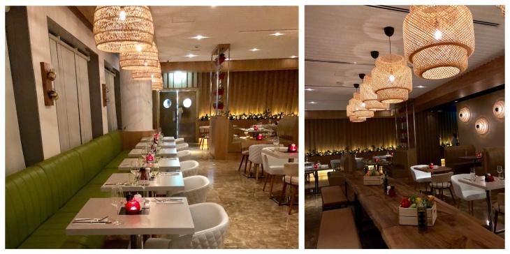 Dining at Wyndham Dubai Marina Hotel