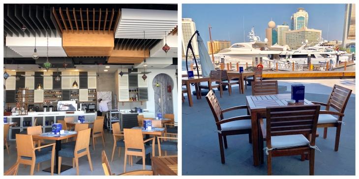 Ila cafe Dubai