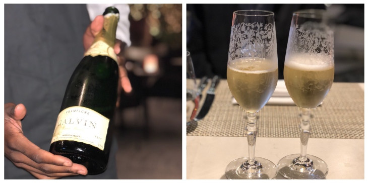 Galvin Champagne