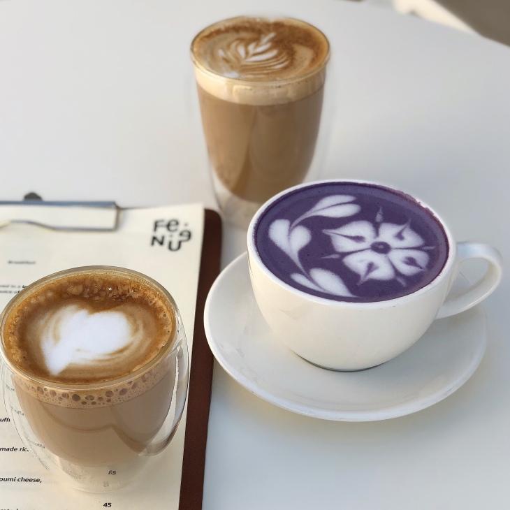 Ube Latte