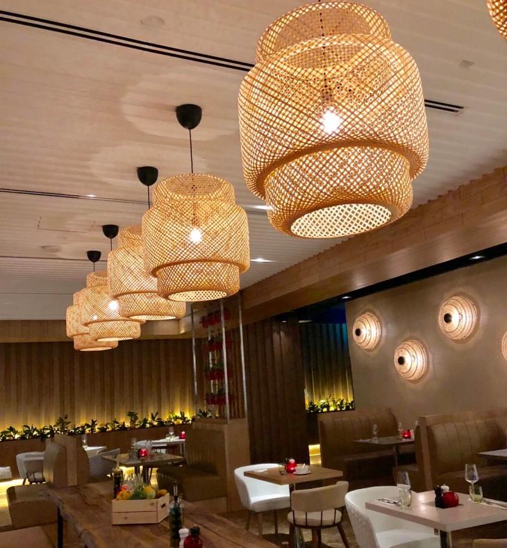 Alloro Restaurant in Dubai