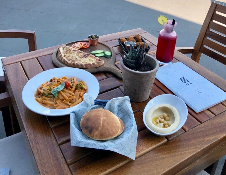 Dining in Al Seef Dubai