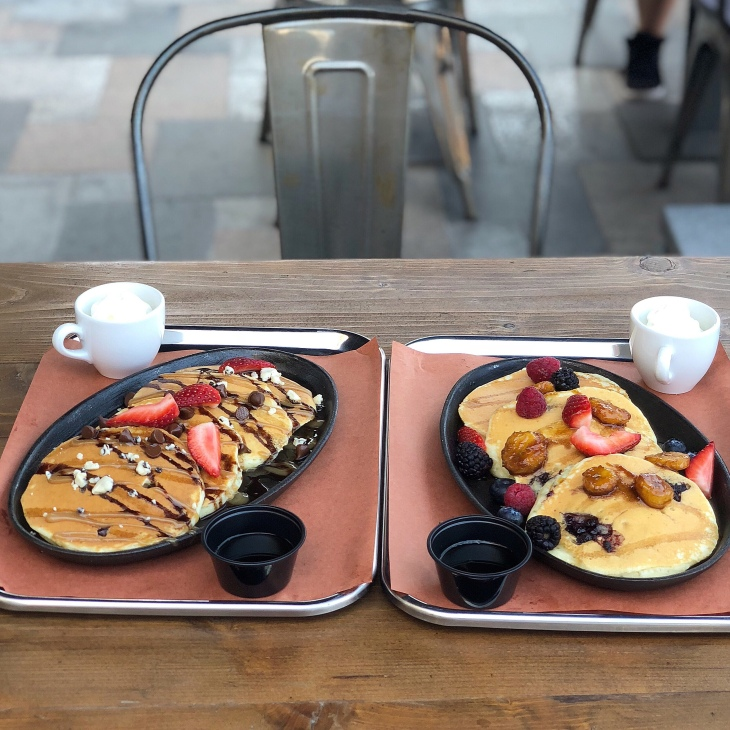Hershey's Pancakes