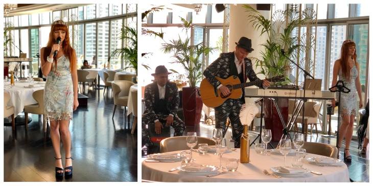 Live music at the lounge