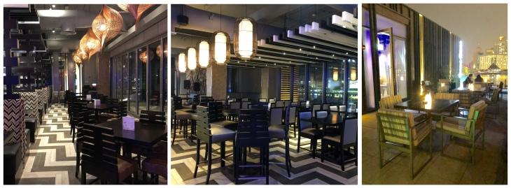 Dining at Al Seef Dubai