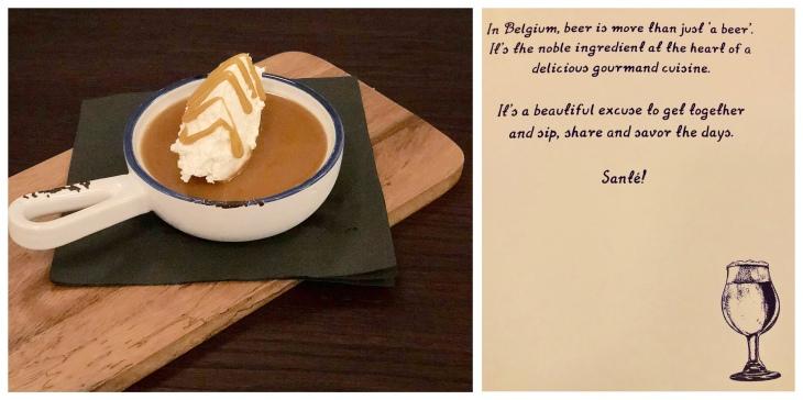 Belgian dessert