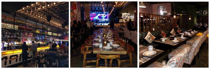 Indian Cafe Bar