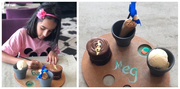 Special desserts in Dubai