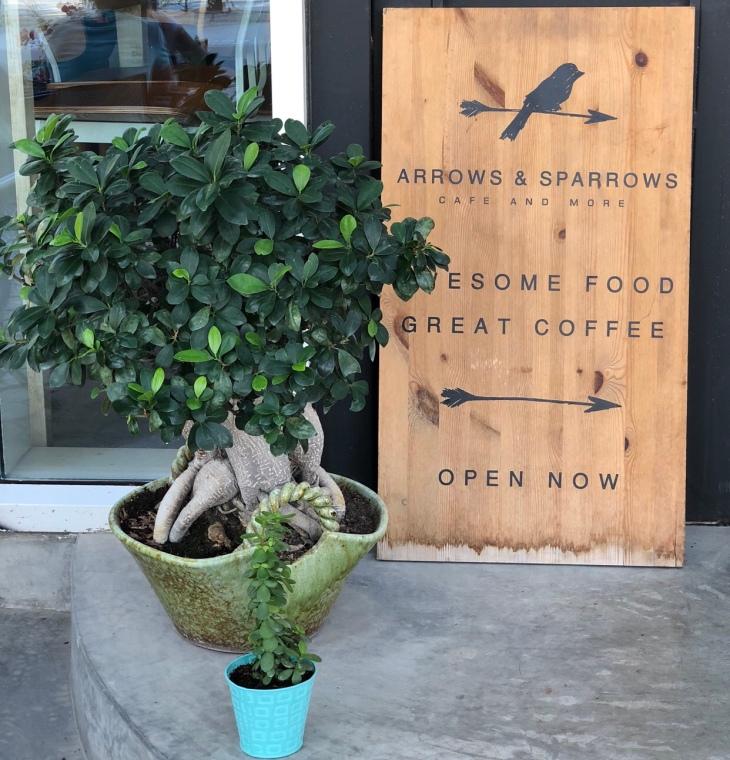 Homegrown cafe