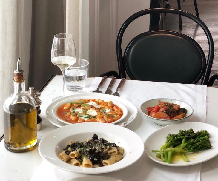Carine restaurant Dubai