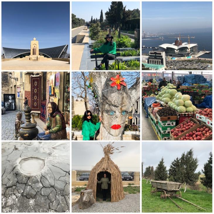 Dubai blog about Baku
