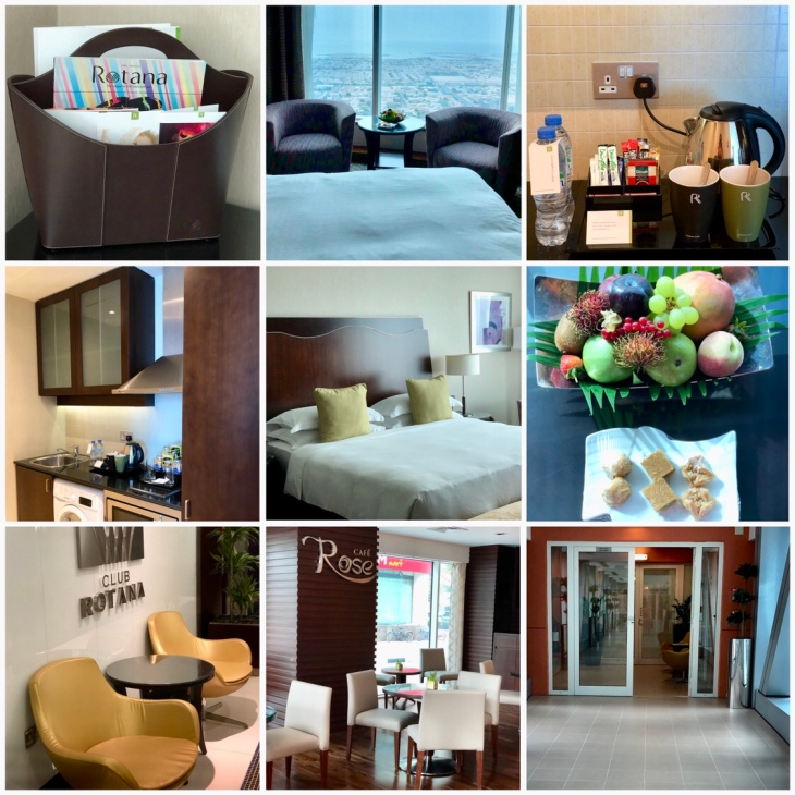 Rooms in Rose Rayhaan by Rotana