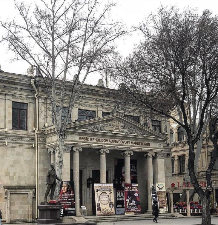 Opera House Baku
