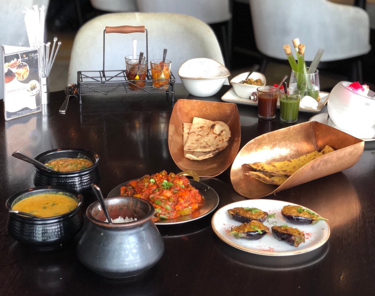 Iftar at SpiceKlub Dubai