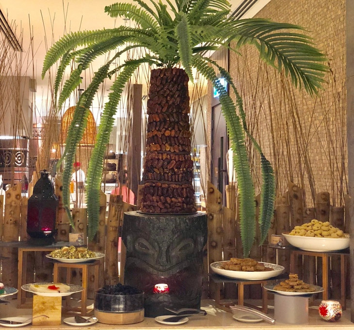 Iftar in Lapita Hotel Dubai