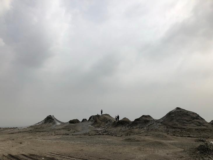 Mud Volcanos of Azerbaijan