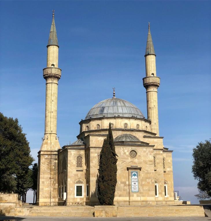 Mosques in Baku