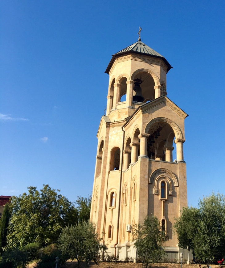 Sightseeing in Tbilisi