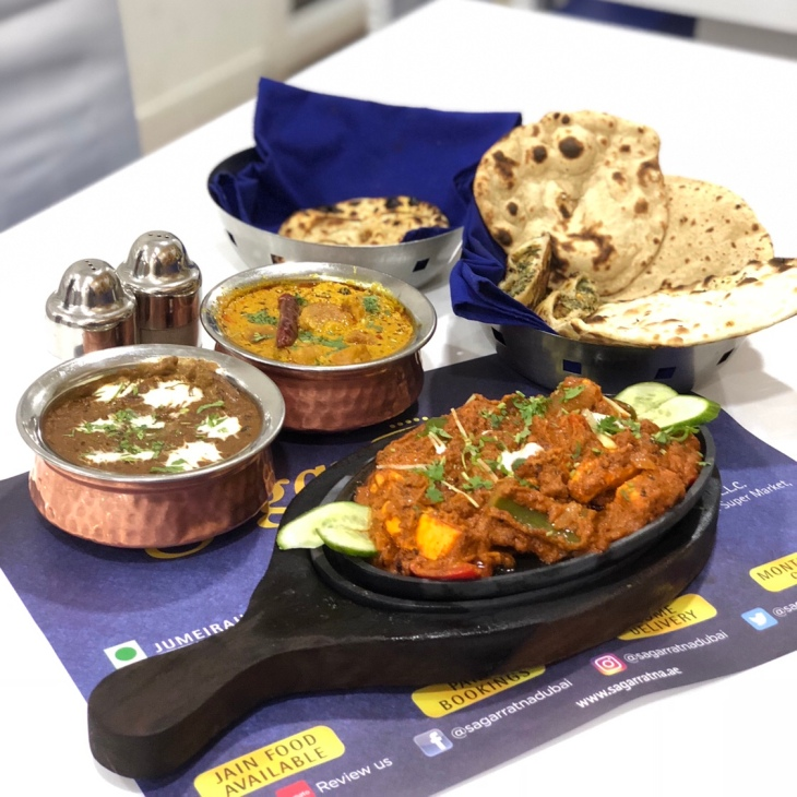 Sagar Ratna Restaurant Dubai